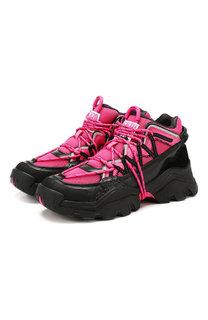 Комбинированные кроссовки Inka Kenzo