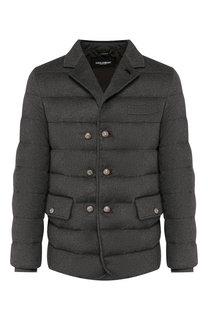Кашемировая куртка Dolce & Gabbana