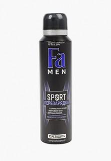 Дезодорант Fa Sport Перезарядка 150мл