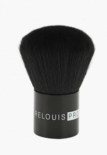 Кисть для лица Relouis косметическая №12 кабуки PRO Kabuki Brush