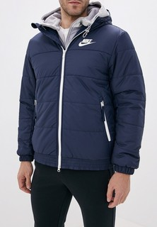 Куртка утепленная Nike Sportswear Synthetic-Fill Mens Hooded Full-Zip Jacket