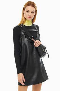 Платье A19 черный Polunina