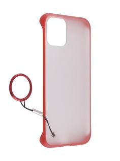 Аксессуар Чехол Red Line для APPLE iPhone 11 Pro Oslo Red УТ000018436