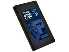 Жесткий диск Patriot Memory P200 512Gb P200S512G25