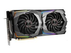 Видеокарта MSI GeForce RTX 2070 Super 1800Mhz PCI-E 3.0 8192Mb 14 Gbps 256 bit HDMI 3xDP RTX 2070 Super Gaming X