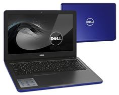 Ноутбук Dell Inspiron 5565 5565-7476 (AMD A10-9600P 2.4 GHz/8192Mb/1000Gb/DVD-RW/AMD Radeon R7 M445/Wi-Fi/Bluetooth/Cam/15.6/1920x1080/Linux)