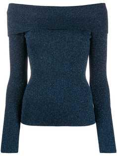 P.A.R.O.S.H. свитер с открытыми плечами