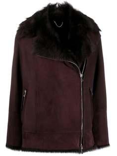 Desa 1972 пальто на молнии с длинными рукавами