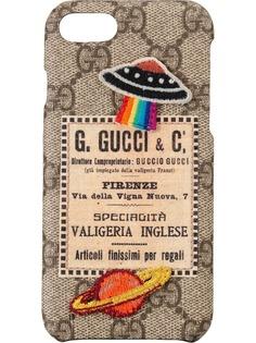 Gucci чехол Gucci Courrier для iPhone 8