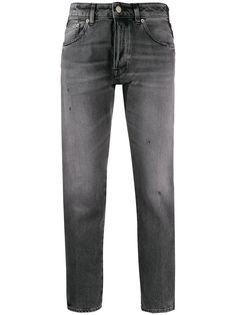 Golden Goose джинсы скинни с лампасами