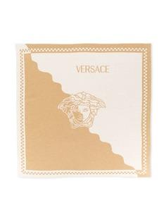 Young Versace одеяло Medusa