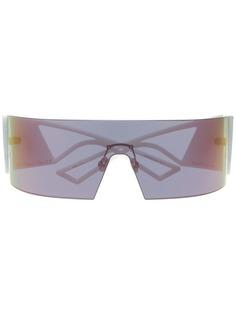 Dior Eyewear солнцезащитные очки-визоры