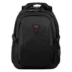 Рюкзак Wenger Sidebar черный 601468 37x45x26см 25л.