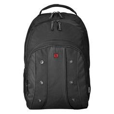 Рюкзак Wenger черный 64081001 35x46x25см 25л.