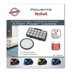 НЕРА-фильтр TEFAL ZR006001, X-Trem Power Cyclonic, TW69