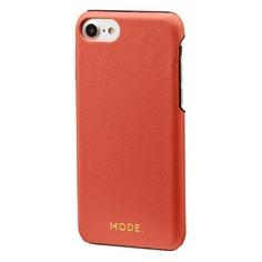 Чехол (клип-кейс) Mode London, для Apple iPhone 6/6s/7/8, коралловый [loi8ruro5094] Noname