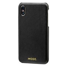 Чехол (клип-кейс) Mode London, для Apple iPhone X/XS, черный [loixnibl5098] Noname