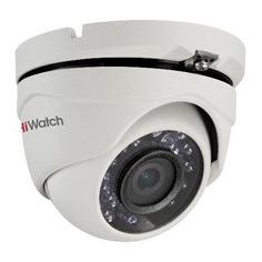 Камера видеонаблюдения HIKVISION HiWatch DS-T203, 1080p, 2.8 мм, белый