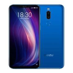 Смартфон MEIZU X8 64Gb, синий
