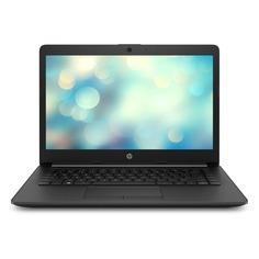 "Ноутбук HP 14-cm0080ur, 14"", AMD A9 9425 3.1ГГц, 4Гб, 128Гб SSD, AMD Radeon R5, Windows 10, 6NE14EA, черный"