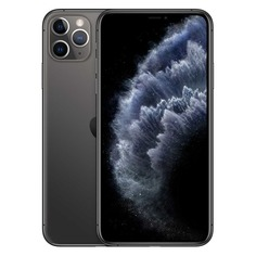 Смартфон APPLE iPhone 11 Pro Max 256Gb, MWHJ2RU/A, серый космос