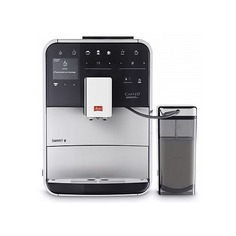 Кофемашина MELITTA Caffeo F 850-101, серебристый/черный