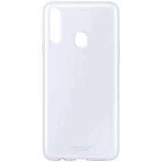 Чехол Samsung Clear Cover для Galaxy A20s, Transparent