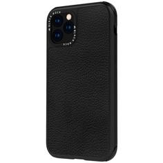 Чехол Black Rock Robust Case Real Leather Camo iPhone 11 Pro хаки