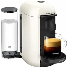 Кофемашина капсульного типа Nespresso Nespresso Vertuo Plus GCB2 EU White