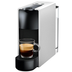 Кофемашина капсульного типа Nespresso Essenza mini C30 Silver
