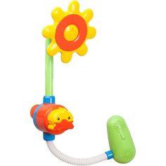 Игрушка для ванны Жирафики Цветок-душ, 40 см