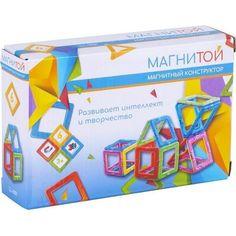 Магнитный конструктор Магнитой (6 дет.)