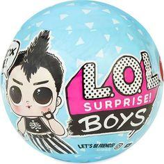 Кукла LOL Surprise Мальчики в непрозрачной упаковке(сюрприз)