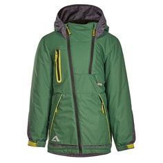 Куртка Oldos, цвет: зеленый