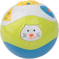Развивающая игрушка Zhorya Обучающий шарик