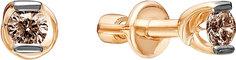 Золотые серьги Серьги Vesna jewelry 4052-151-09-00