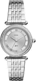 Женские часы в коллекции Lyric Женские часы Fossil ES4712