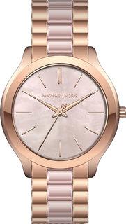 Женские часы в коллекции Runway Женские часы Michael Kors MK4467