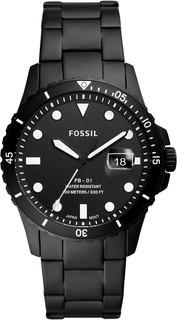Мужские часы в коллекции FB-01 Мужские часы Fossil FS5659