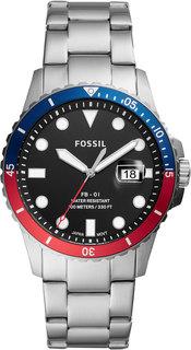 Мужские часы в коллекции FB-01 Мужские часы Fossil FS5657
