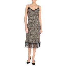 Платье MICHAEL KORS MF98YNHCJJ леопардовый