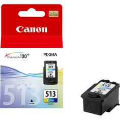 Картридж Canon CL-513 Tri-color