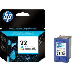 Картридж HP 22 (C9352AE) Tri-color