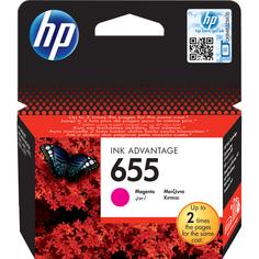 Картридж HP 655 (CZ111AE) Magenta