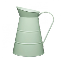 Кувшин Kitchen Craft Living Nostalgia green 2,3 л
