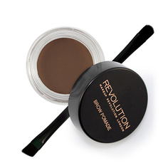 Помада для бровей REVOLUTION BROW POMADE тон dark brown