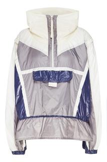 Спортивная куртка с геометричным принтом Daniil Antsiferov