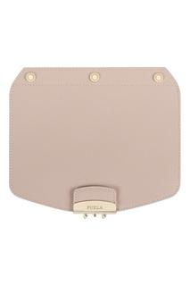 Розовый сменный клапан для сумки Metropolis Furla