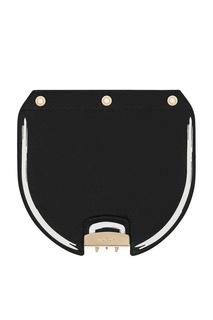 Черный сменный клапан для сумки Metropolis Furla