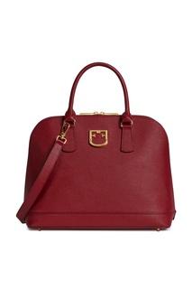 Красная сумка Fantastica Furla